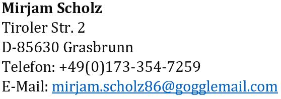 mirjam_schatzsuchebayern_kontakt